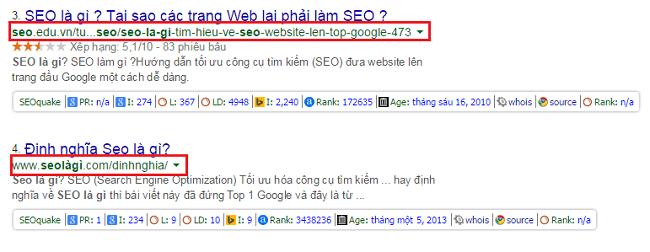 thiet ke website chuan SEO 2