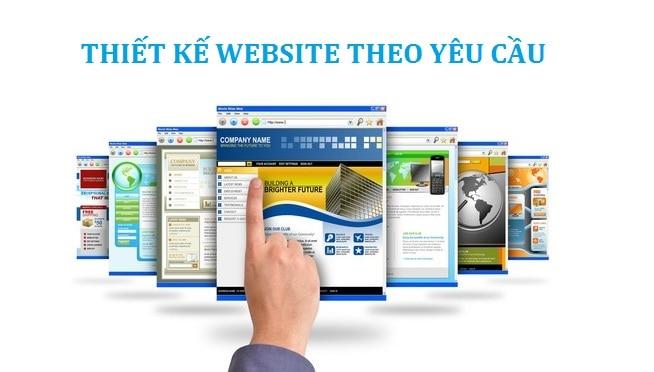 thiet ke website theo yeu cau 1