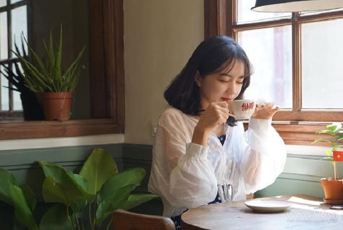 content quán cafe