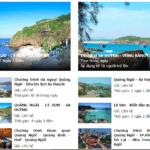 viết content du lịch quảng ngãi