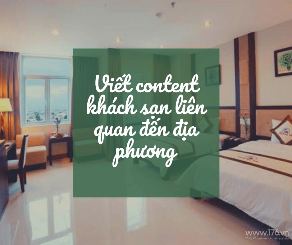 viết content khách sạn quảng ngãi