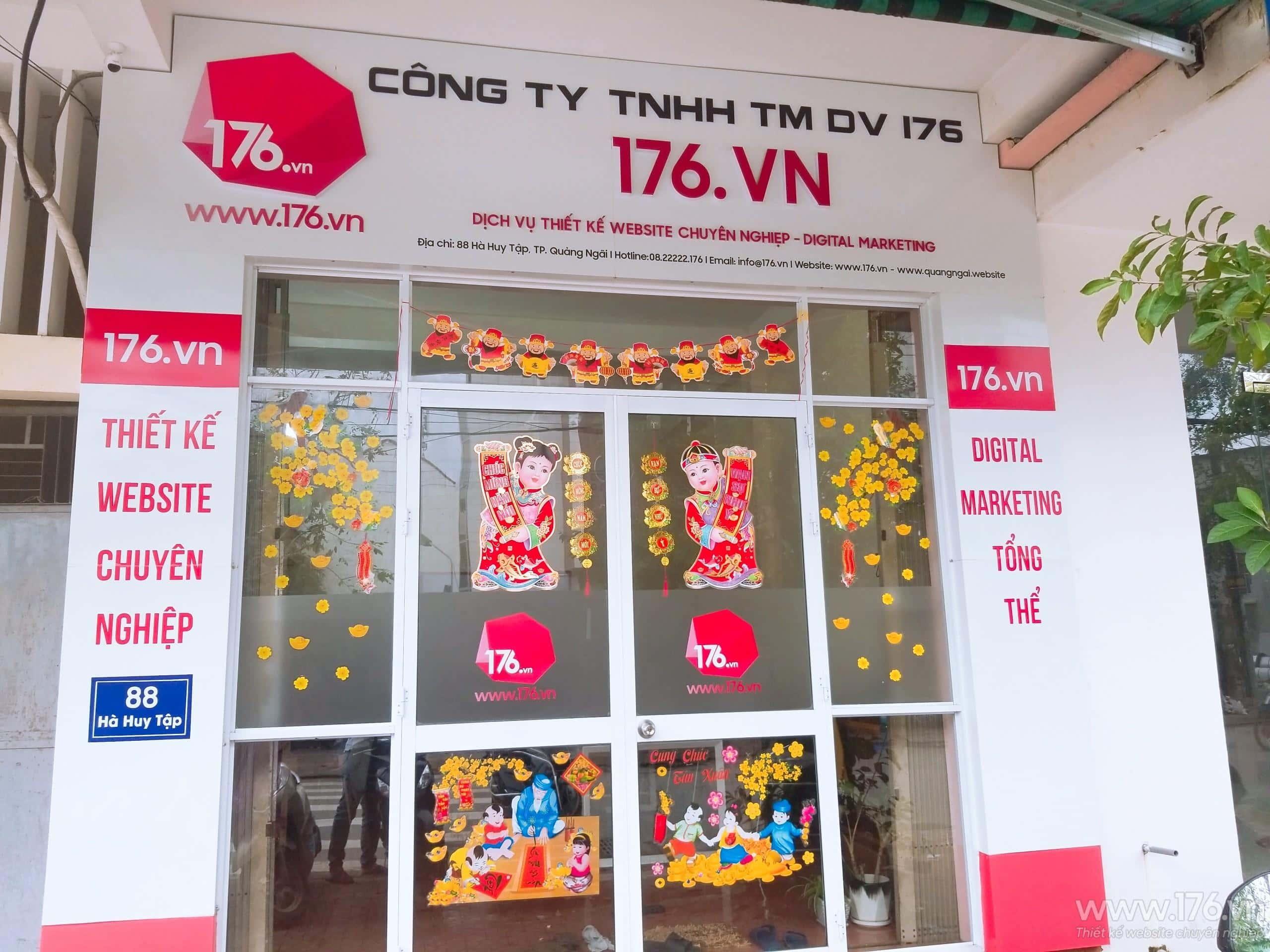 Thiết kế website Quảng Ngãi 176