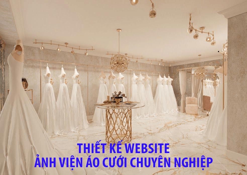 thiet ke website anh vien ao cuoi 1