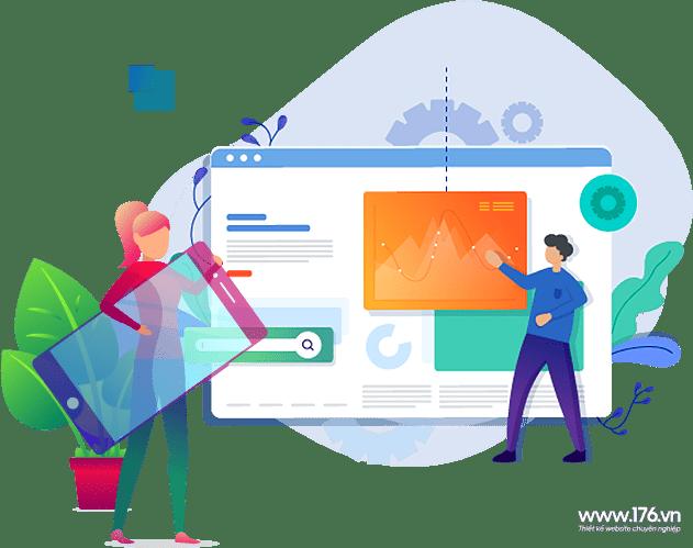 thiết kế website phòng tập Gym Quảng Ngãi