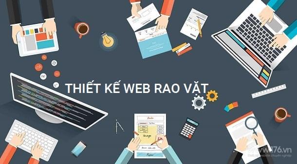 thiet ke website rao vat Quang Ngai 1
