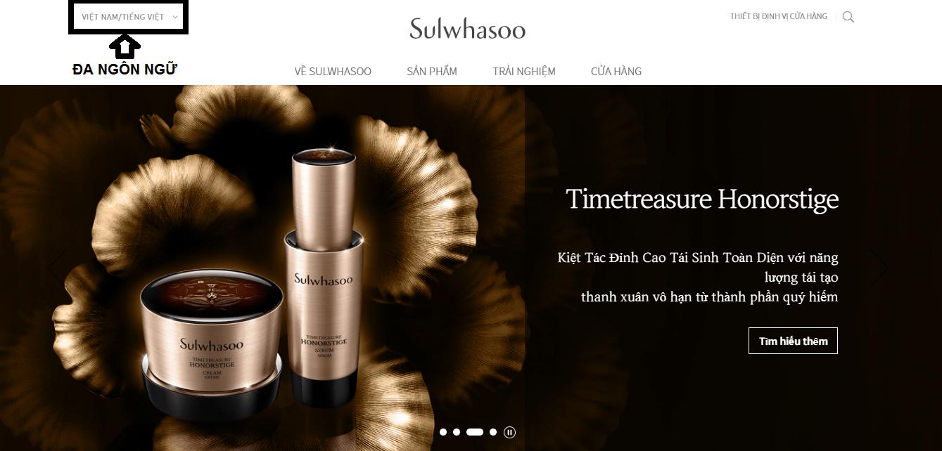 thiết kế website spa Quảng Ngãi