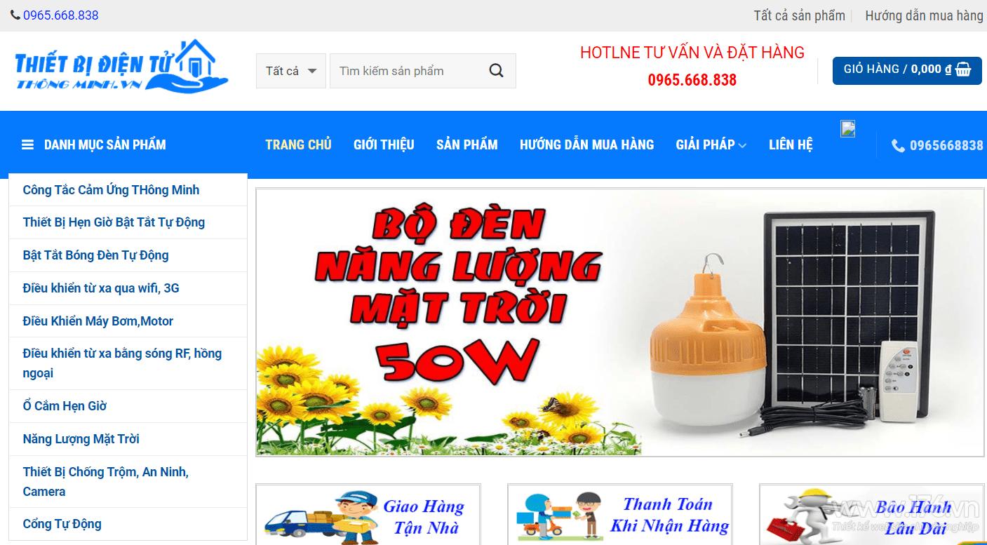 web ban do dien tu quang ngai