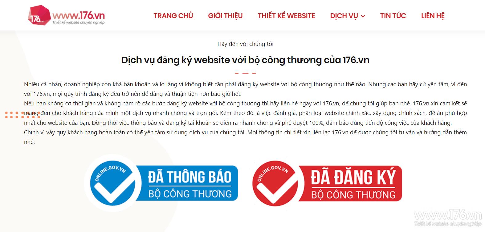 dich vu dang ky website voi bo cong thuong o quang ngai